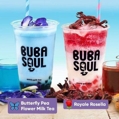Buba Soul, menemukan cara kekinian untuk memberikan nilai tambah rempah-rempah Indonesia dalam segelas bubble drink yang eksotis, sehat, dan ramah lingkungan