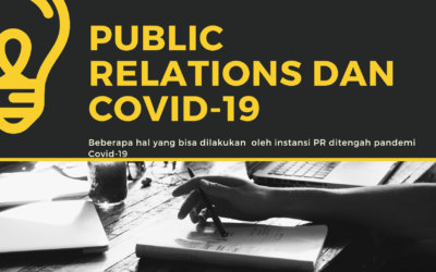 PR dan Covid-19