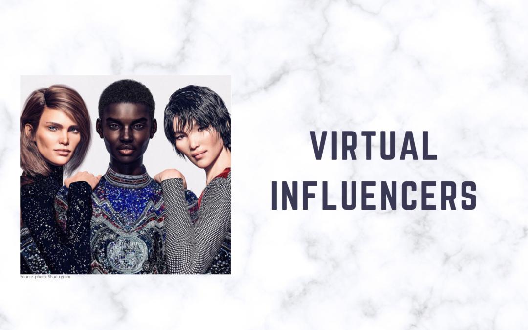 Apakah Anda Familiar dengan Virtual Influencer?
