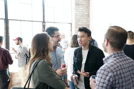 Tips untuk membangun networking di event networking untuk PR