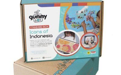 Perusahaan Mainan Indonesia, GummyBox Menghadirkan Mainan Edukasi Tanpa Layar Saat Anak-anak Tetap di Rumah Karena COVID-19