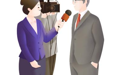 Sukses dalam interview dengan media? Media training!