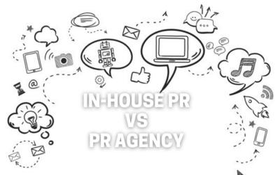 PR In-House vs PR Agency