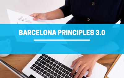 Apa itu Barcelona Principles 3.0?